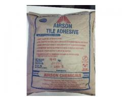 Ready mix dry plaster Manufacture in Nashik - Airson Chemical
