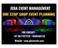 Jebaevents-9677327210 Get to Gether Event Organiser in Tenkasi
