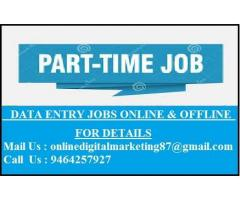 Job offer for housewives & students- work from home
